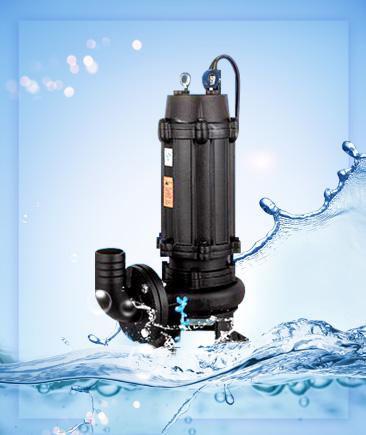 QW型移动式排污泵