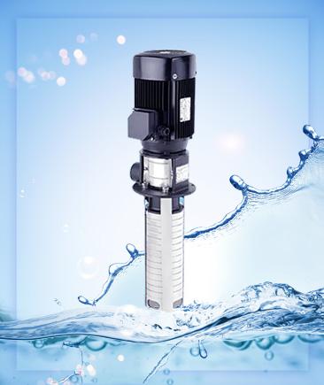 CDLK不锈钢浸入式多级泵