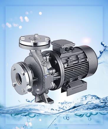 ISZR卧式热水离心泵