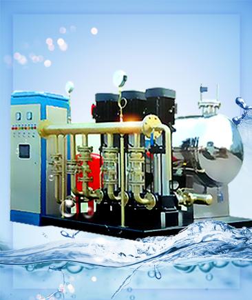 高效无负压变频给水设备